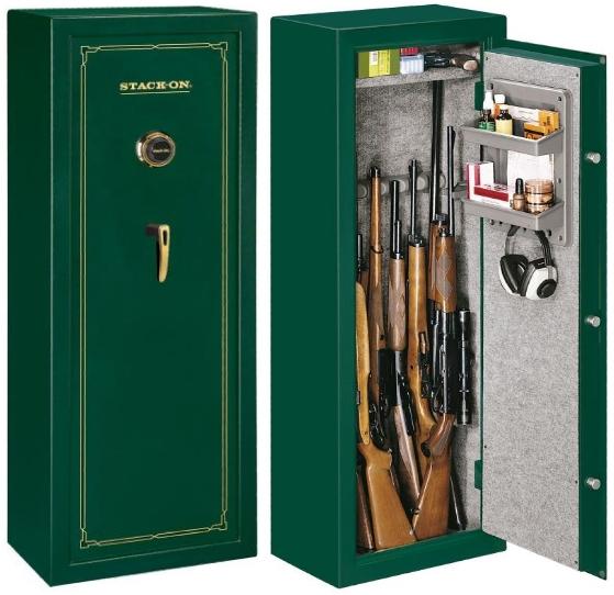 Правила-хранения-оружия-сейф