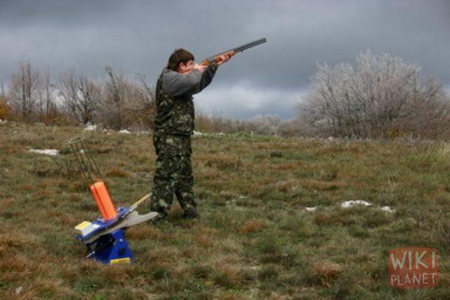 стендовая стрельба охота и рыбалка