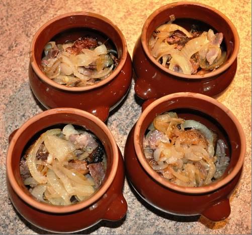 вальдшнеп Рецепт приготовления