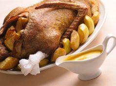 Как вкусно приготовить гуся