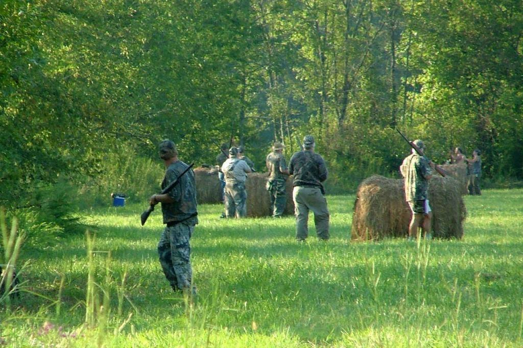 популярные виды охот в России