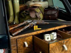 перевозка ружей в охотничьих угодьях