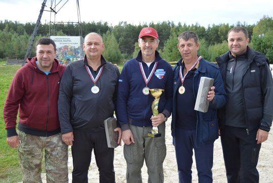 Победители Сентябрьского кубка по стендовой стрельбе